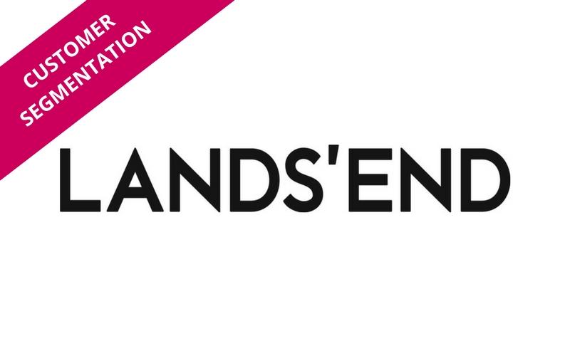 Customer Segmentation logo for Lands' End case study