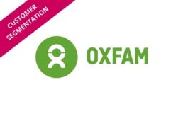 Customer Segmentation logo for Oxfam case study