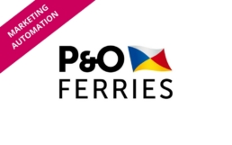 Marketing Automation logo for P&O Ferries case study