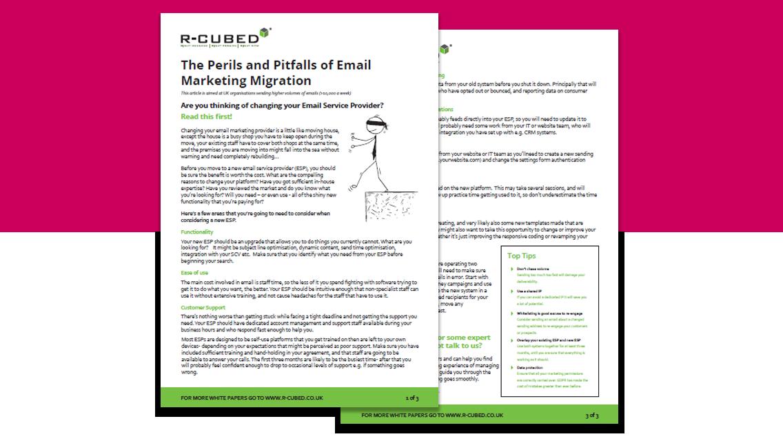 ESP migration perils and pitfalls image