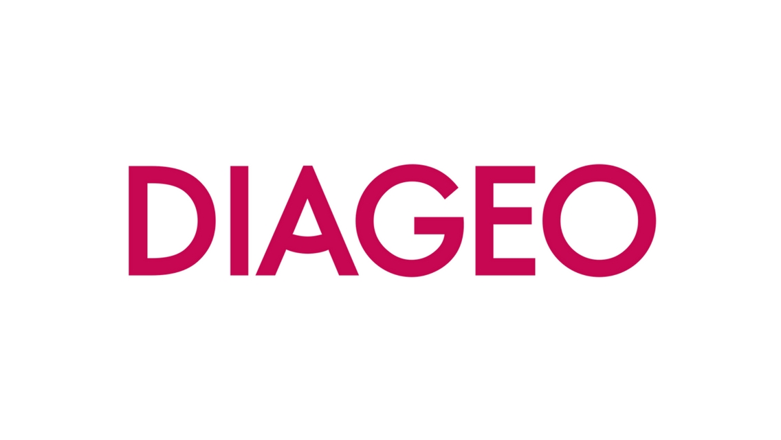 Diageo case study blog logo