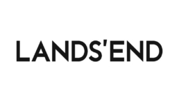 Lands' End case study blog logo