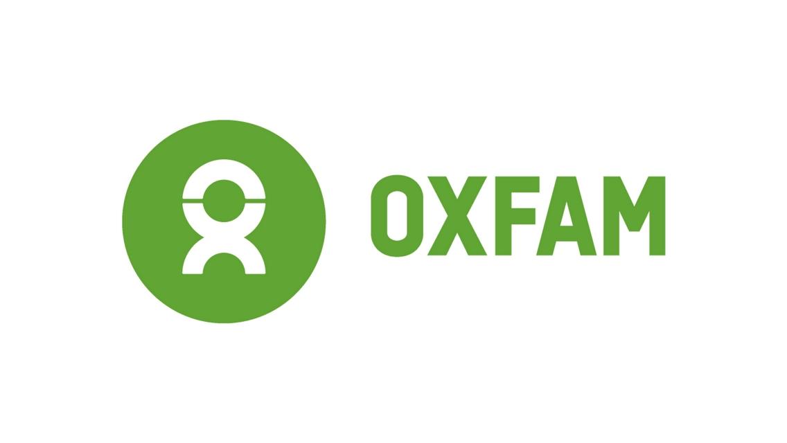 Oxfam case study blog logo