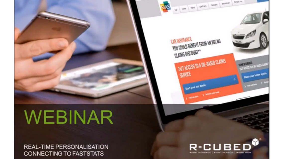 Image of Ageas real-time marketing webinar