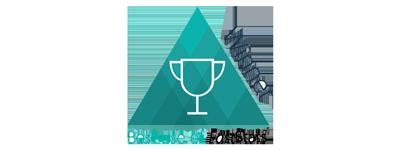 Apteco FastStats award logo