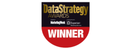 Data Strategy award logo