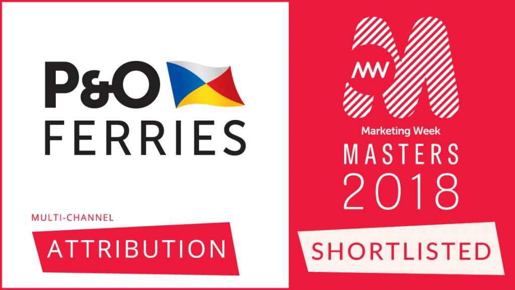 masters awards P&O Ferries