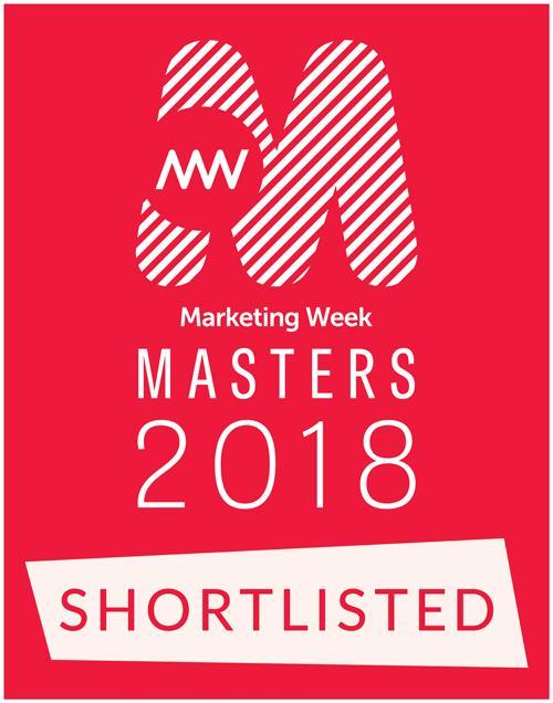 Masters award logo