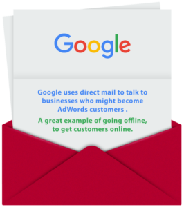Direct Marketing Google image
