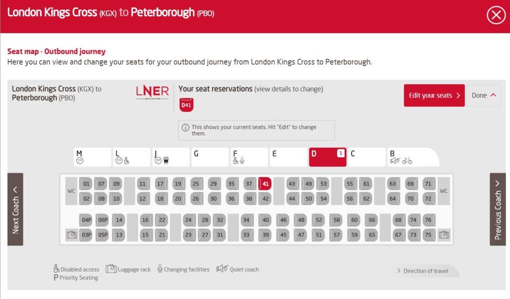 Customer Journey LNER purchase 4 image