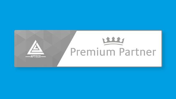 R-cubed awarded Apteco Premium Partner status!