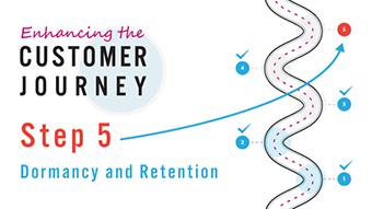 Enhancing the customer journey – Step 5 Dormancy