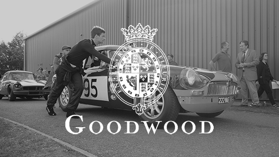 Goodwood go full throttle with R-cubed!