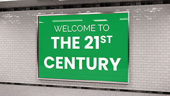 Data in the 21st century – the story so far