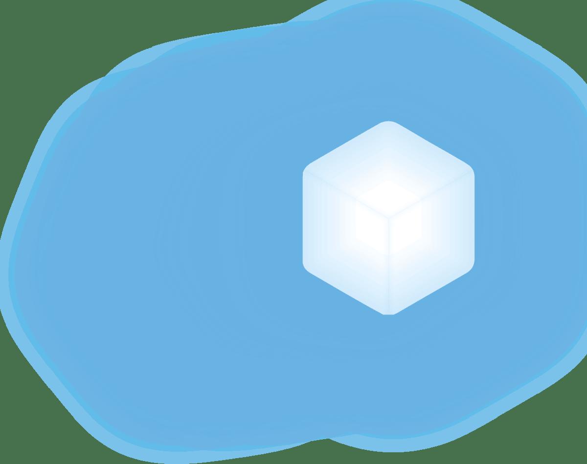 R-cubed cube